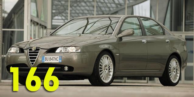 Защита картера двигателя для Alfa Romeo 166