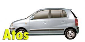 Защита картера двигателя для Hyundai Atos