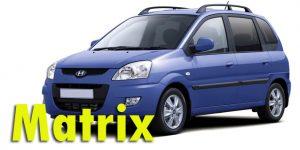 Фаркопы для Hyundai Matrix