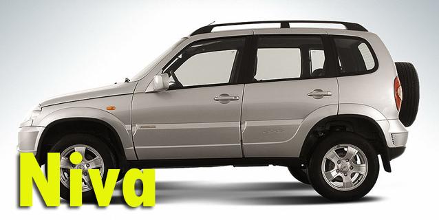 Защита картера двигателя для Chevrolet Niva