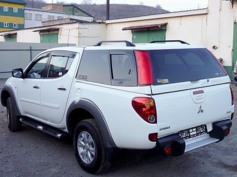 Кунг SAMMITR - V4 для Mitsubishi L200 2006-2015