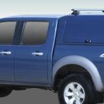 Кунг CML с распашными пластиковыми бортами для Ford Ranger 2007-2012г