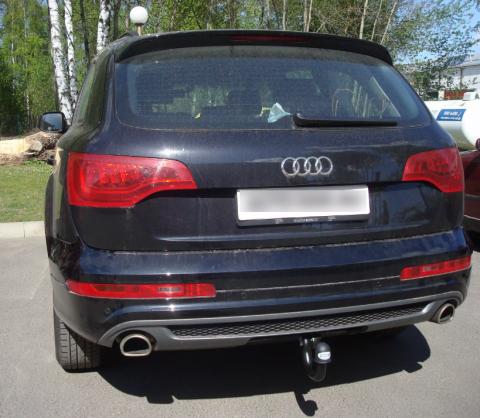 Фаркоп для Audi Q7 кроссовер 2006-, A 25V Auto Hak, Польша