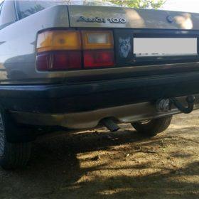 AU 02 на Audi 100 1988-1991-1