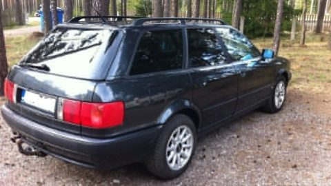 AU 03 на Audi 80 B4 1991-1995-1