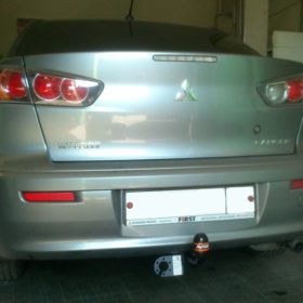 MI 19 для Mitsubishi Lancer X седан 2007-2012