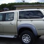 Кунг ALPHA – GSE для Ford Ranger 2007-2012г
