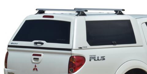 Кунг CME-W со стеклами для Mitsubishi L200 2006-2015
