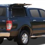 Кунг модели CML с распашными пластиковыми бортами для Ford Ranger T6 2012г