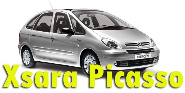 Защита картера двигателя для Citroen Xsara Picasso