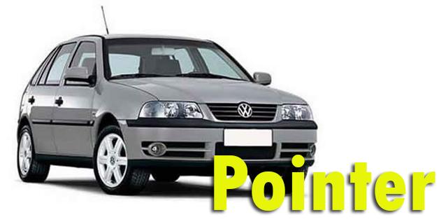 Фаркопы для Volkswagen Pointer