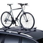 Вертикальное велосипедное крепление Thule FreeRide 532