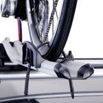 Крепление Thule 561 для перевозки велосипеда за вилку переднего колеса (с диск. тормозами) к автом.баг.