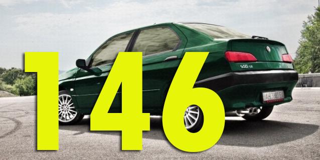 Защита картера двигателя для Alfa Romeo 146