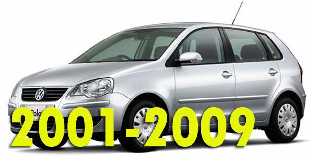 Фаркопы для Volkswagen Polo 2001-2009