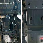 Защита картера Автоброня — Образец товара