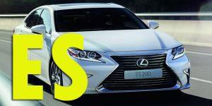 Защита картера двигателя для Lexus ES
