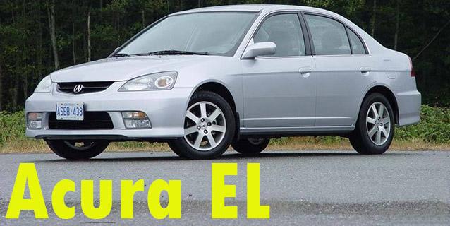 Защита картера двигателя для Acura EL