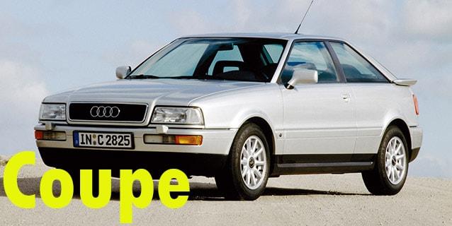 Защита картера двигателя для Audi Coupe