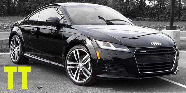 Защита картера двигателя для Audi TT