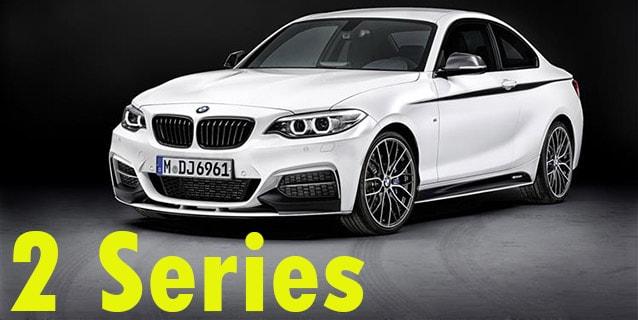 Защита картера двигателя для BMW 2 Series