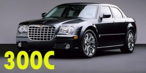 Защита картера двигателя для Chrysler 300C
