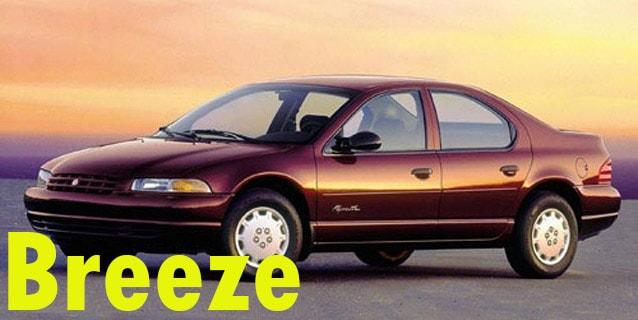 Защита картера двигателя для Chrysler Breeze