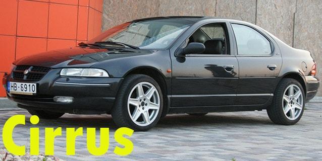 Защита картера двигателя для Chrysler Cirrus
