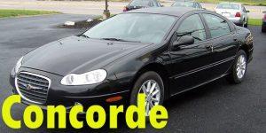 Защита картера двигателя для Chrysler Concorde