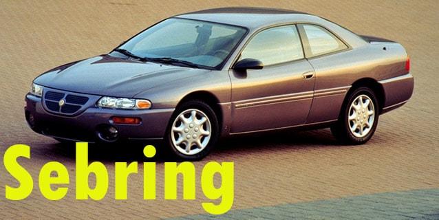 Защита картера двигателя для Chrysler Sebring