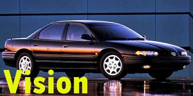 Защита картера двигателя для Chrysler Vision