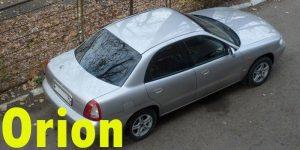 Защита картера двигателя для Daewoo Orion