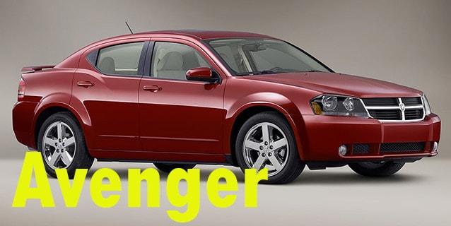 Защита картера двигателя для Dodge Avenger