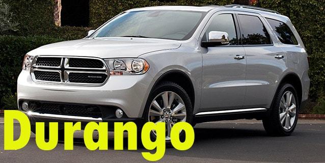 Защита картера двигателя для Dodge Durango