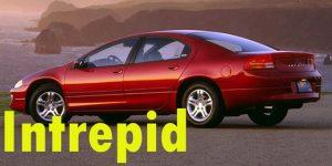 Защита картера двигателя для Dodge Intrepid