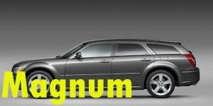 Защита картера двигателя для Dodge Magnum