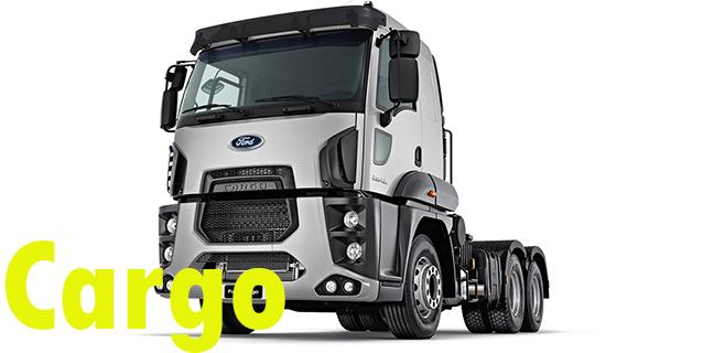 Защита картера двигателя для Ford Cargo