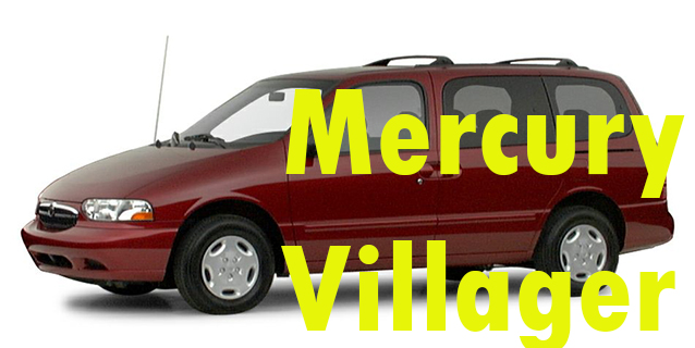 Защита картера двигателя для Ford Mercury Villager