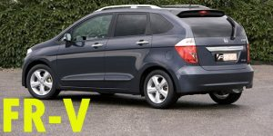 Защита картера двигателя для Honda FR-V