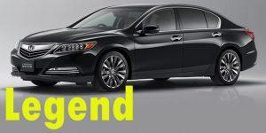 Защита картера двигателя для Honda Legend