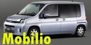 Защита картера двигателя для Honda Mobilio