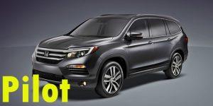 Защита картера двигателя для Honda Pilot