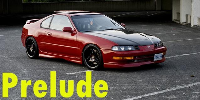 Защита картера двигателя для Honda Prelude