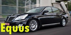 Защита картера двигателя для Hyundai Equus