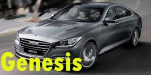 Защита картера двигателя для Hyundai Genesis