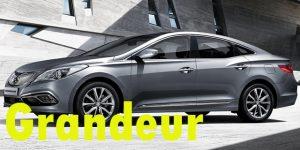 Защита картера двигателя для Hyundai Grandeur