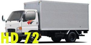 Защита картера двигателя для Hyundai HD 72