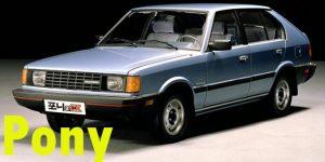 Защита картера двигателя для Hyundai Pony
