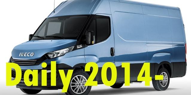 Защита картера двигателя для Iveco Daily 2014-