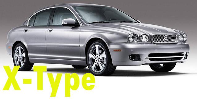 Защита картера двигателя для Jaguar X-Type